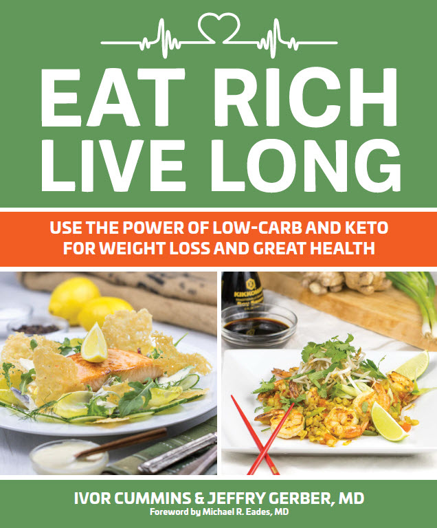 Eat Rich Live Long Front Cover