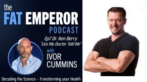 Dr. Ken Berry And Ivor Cummins