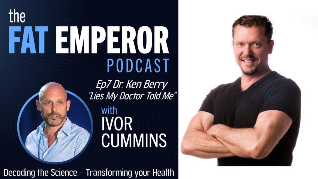 Dr. Ken Berry And Ivor Cummins