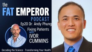 Dr Andy Phung Fixing Patient Problems with Great Science Podcast 20