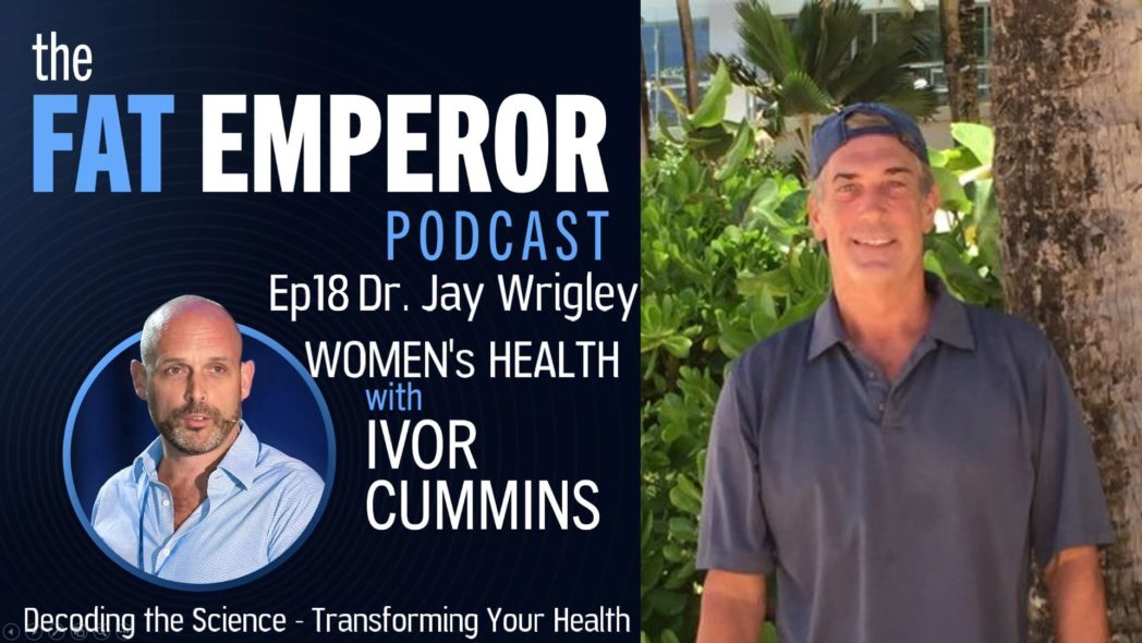 Dr. Jay Wrigley on Women's Hormonal Issues - Weightloss and More Podcast 18