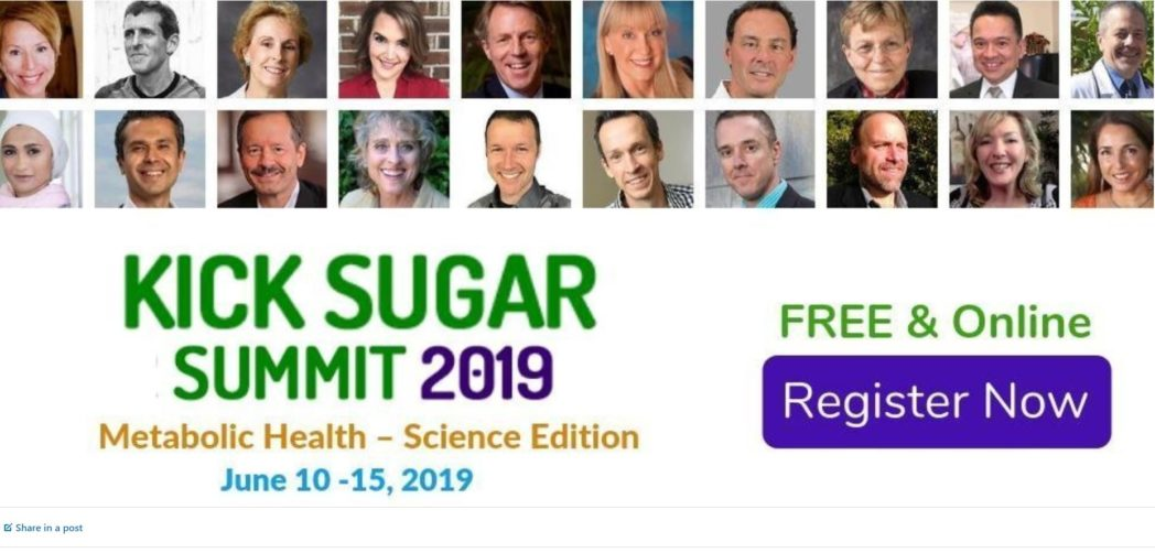 The Kick Sugar Summit June 10th 2019