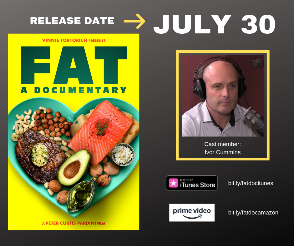 Fat - A Documentary - Ivor Cummins