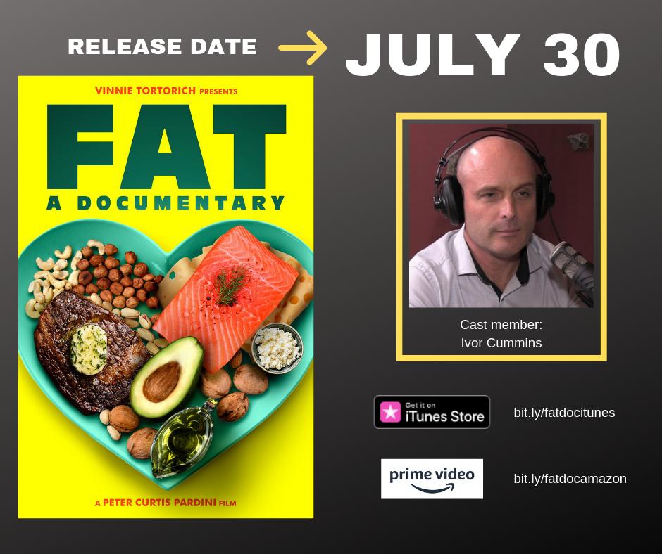 Fat - A Documentary - Ivor Cummins