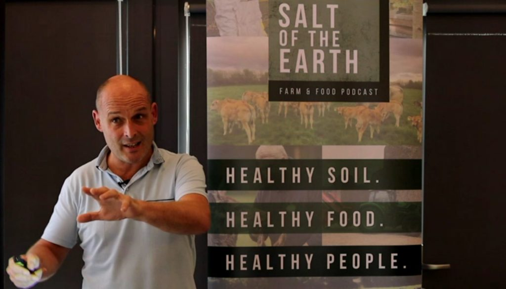 Ivor Cummins with Farmers - From Soil Health to Nutrient Dense Diets to Heart Health
