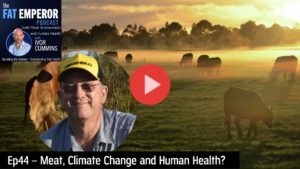 Ep44 Meat and Climate Change and Human Health - What is the Story