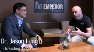 Daily Bites - Dr. Jason Fung - Is Fasting Kinda Dangerous Maybe