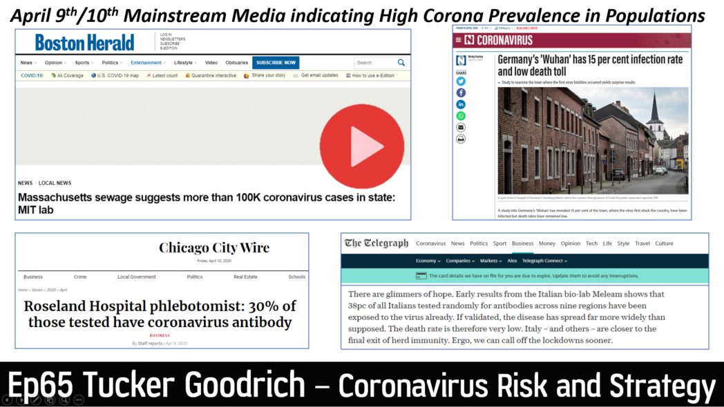 Risk Management Expert and Engineering Manager Discuss Coronavirus Strategies