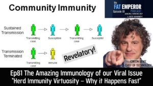 Ep81 The Amazing Immunology of our Viral Issue - and Herd Immunity Revelations