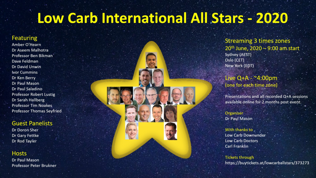 Low Carb International All Stars - 2020