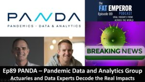 Ep89 Viral Impacts Explained - The PANDA Pandemic Data & Analytics Group.