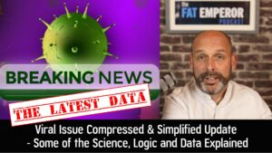 Viral Issue Critical Update - Some of the Science Logic and Data Explained