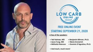 Dr. Brian Mowll and Ivor Cummins Low Carb Online Summit
