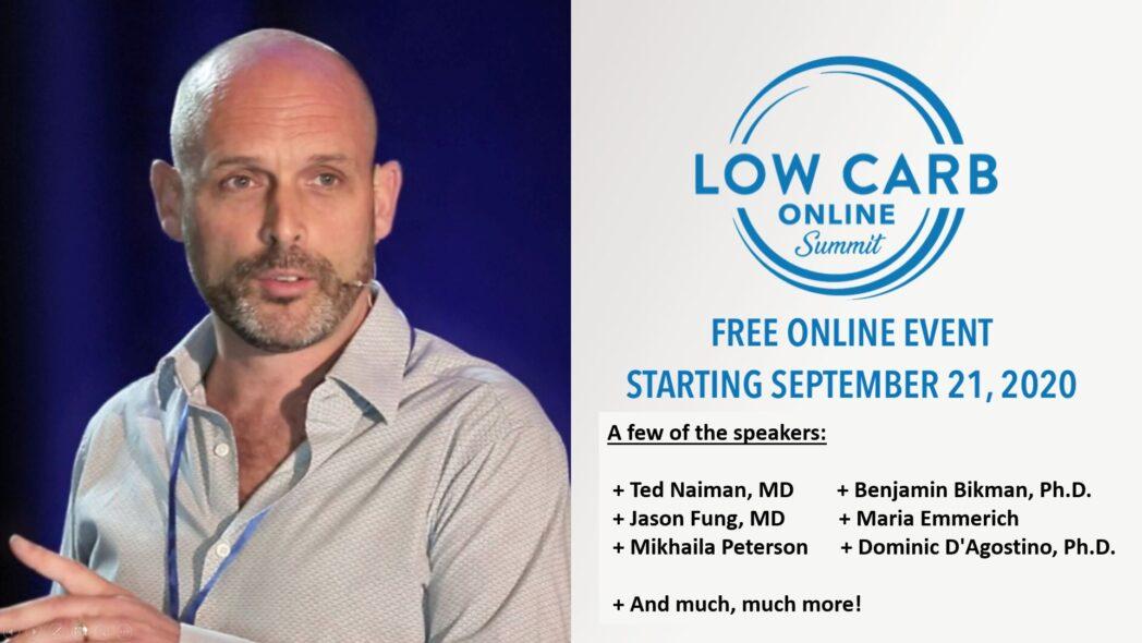 Dr. Brian Mowll and Ivor Cummins Low Carb Online Summit