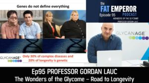 Ep95 The Wonders of the Glycome - Professor Gordan Lauc
